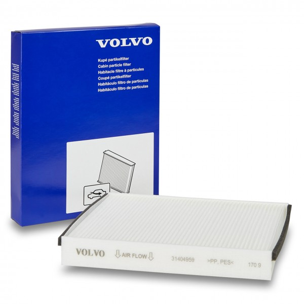 Volvo Innenraumfilter