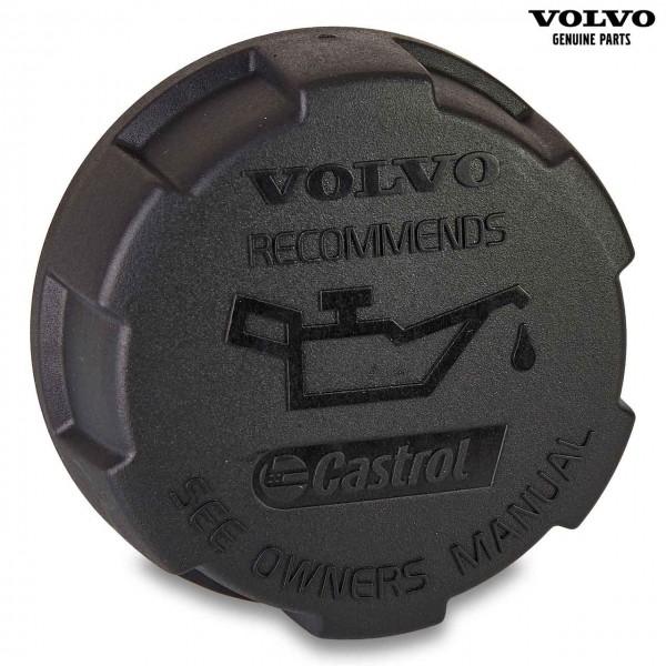 Original Volvo Deckel Öleinfüllstutzen 8692888 - Vorderseite