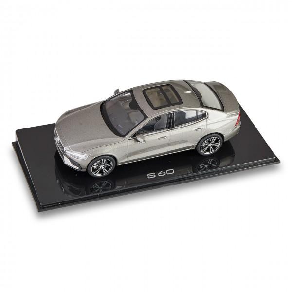 Volvo S60 Pebble Grey Modell 1:43