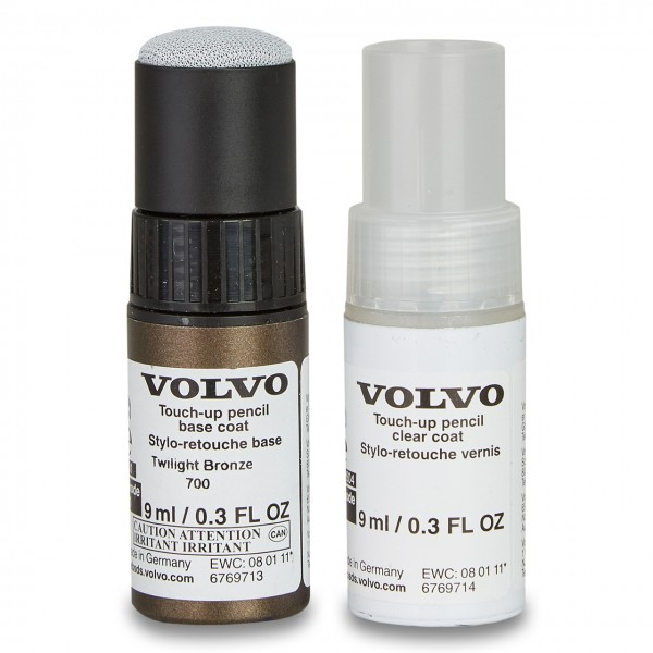 Farbcode 700 - Twilight Bronze - Volvo Lackstift Set 31283175