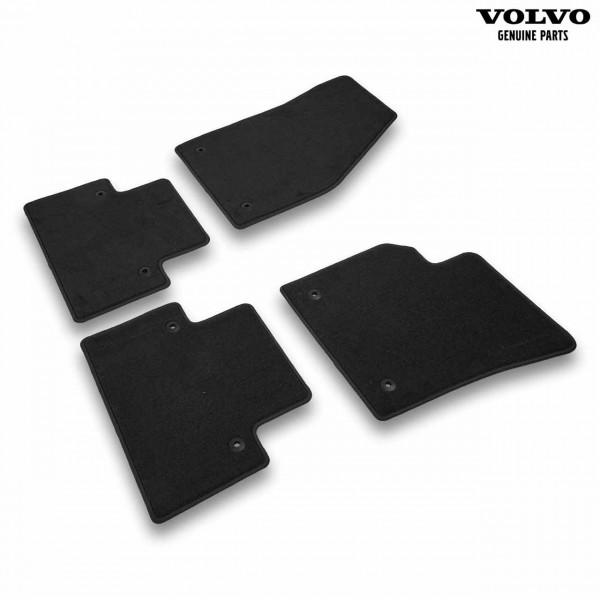 Original Volvo S40 Fußmattensatz 39813739