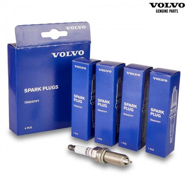 Original Volvo Zündkerzensatz 31673604