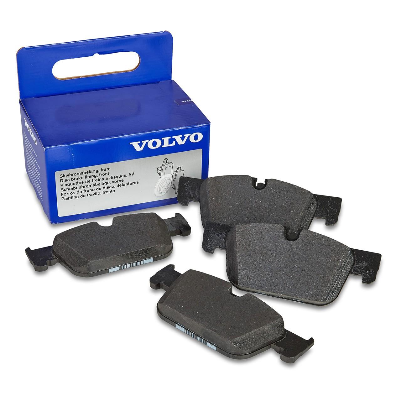 Volvo V90CC Bremsbeläge Vorderachse 31658359