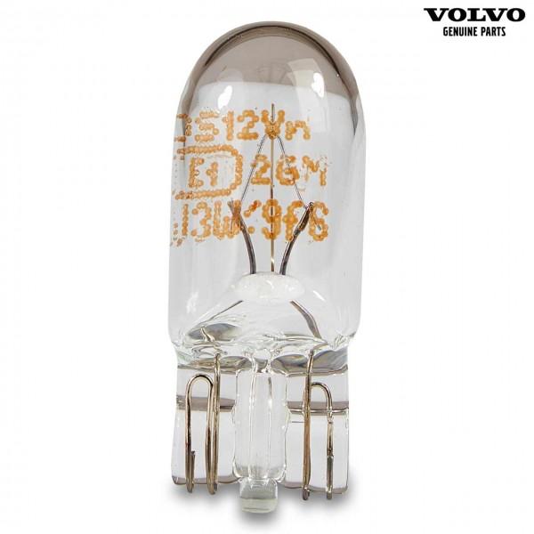 Original Volvo Glühbirne 12V 3W 989794 - Vorderseite