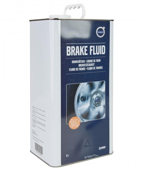 Volvo Bremsflüssigkeit 5 Liter