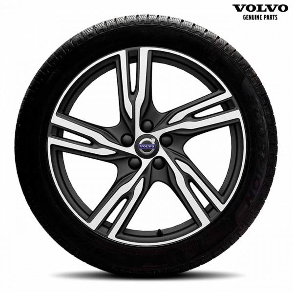 Original Volvo XC90 Sommerradsatz 5-Doppelspeichen R-Design 12000215 - Vorderseite