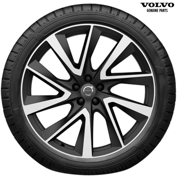 Original Volvo XC90 Sommerradsatz 5-V-Speichen Design 12000233