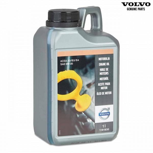 Original Volvo Motoröl 0W-30 - 1161830 - Vorderseite