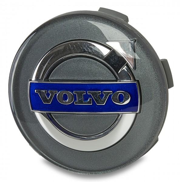 Volvo Nabendeckel Silber 31400452