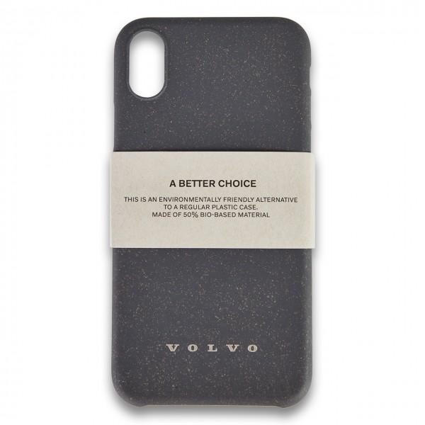 Volvo Bio Schutzhülle IPhone XR Grau