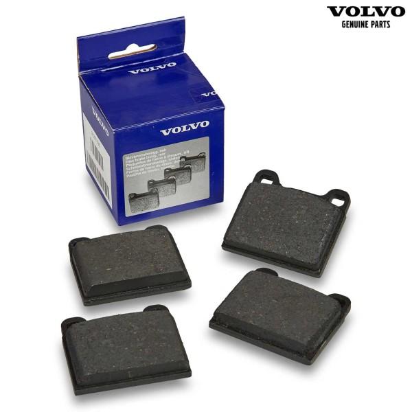 Original Volvo V70 Bremsbeläge Hinterachse 31261185 - mit Verpackung