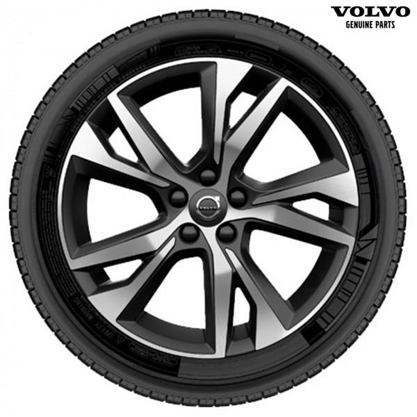 Original Volvo S60/V60 (2019-) Winterradsatz 5-Doppelspeichen R-Design 32281809