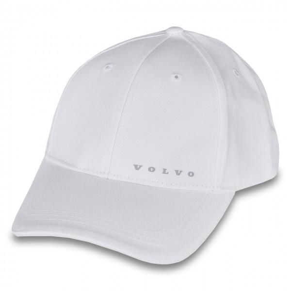 Volvo Basecap Schirmmütze Weiß