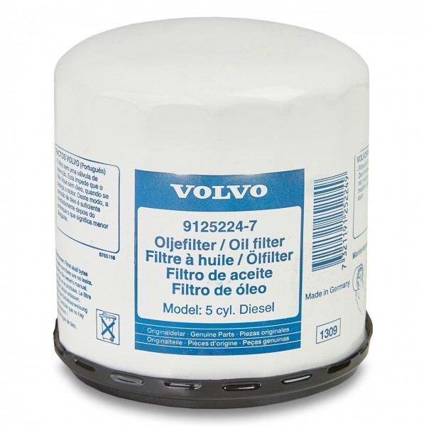 Volvo 850 Ölfilter für Dieselmotor D5252T 9125224