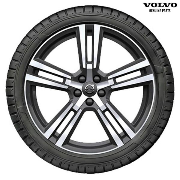 Original Volvo XC60 Sommerradsatz 5-Doppelspeichen-Design 12000237