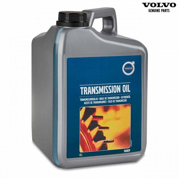 Original Volvo Getriebeöl API-GL4 Powershift 4 Liter 1161839 - Vorderseite
