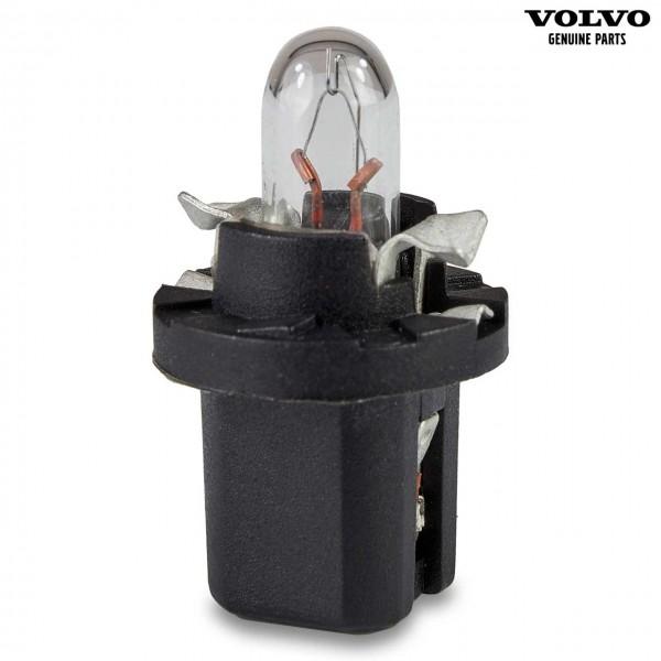 Original Volvo Glühbirne Instrumentenbeleuchtung 12V 1,2W 989806