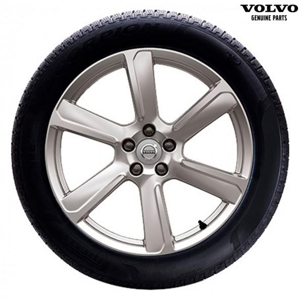 Original Volvo XC90 (2016-) Winterradsatz 6-Speichen-Turbinen-Design 32281769