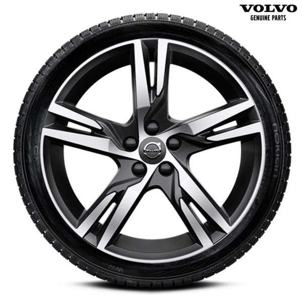 Original Volvo XC60 Sommerradsatz 5-Doppelspeichen R-Design 12000221