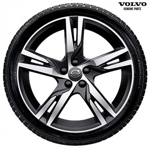 Original Volvo XC40 (2018-) Winterradsatz 5-Doppelspeichen R-Design 32207024