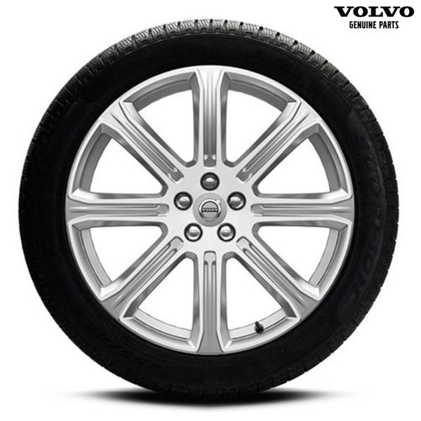 Original Volvo XC90 Sommerradsatz 8-Speichen Design 12000214