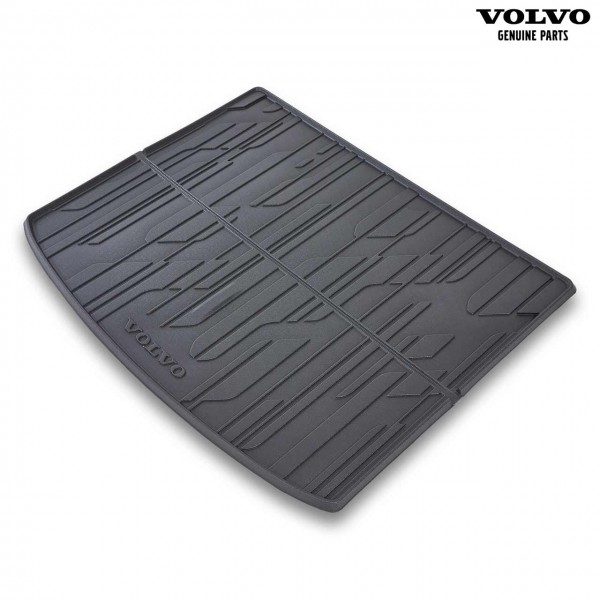 Original Volvo V40 Kofferraummatte Farbe Charcoal 31305872