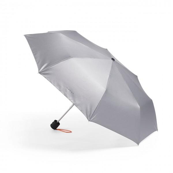 Volvo faltbarer Regenschirm reflektierend 21 Zoll