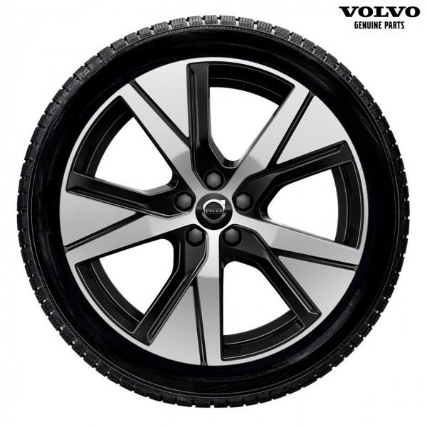 Original Volvo XC40 Pure Electric Winterradsatz 5-Speichen-Design 32281800
