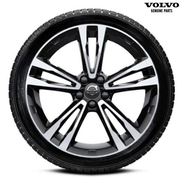 Original Volvo XC60 Komplettradsatz Ganzjahresreifen Goodyear Vector 4SEASONS 235/55 R19 13000004