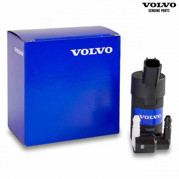 Original Volvo V70 Waschwasserpumpe Frontscheibe Heckscheibe 31349228 - mit Verpackung