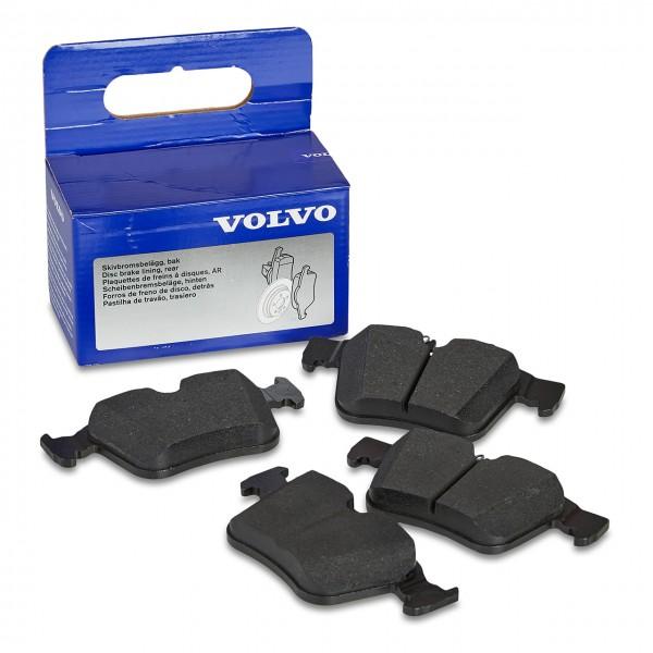 Volvo V60 Komfort Bremsbeläge Hinterachse 31471265