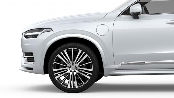 Volvo XC90 mit Radhausverbreiterung lackiert (707) Chrystal White Pearl 39844189