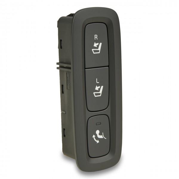 Volvo Schalter Anhängerkupplung schwenkbar Rücksitzbank elektrisch umlegbar 31453060