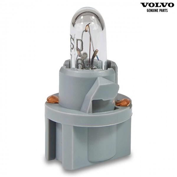 Original Volvo Glühbirne Instrumentenbeleuchtung 2W 9472110 - Vorderseite