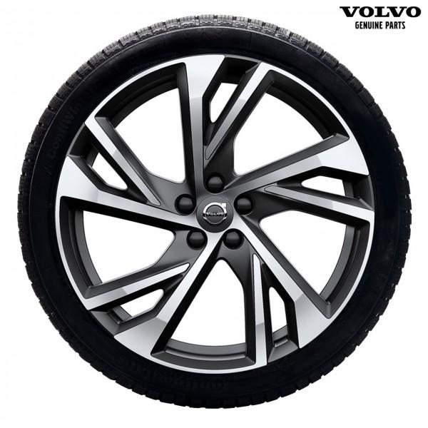 Original Volvo XC40 (2018-) Winterradsatz 5-Doppelspeichen R-Design 32259745