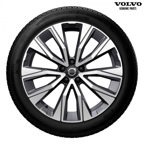 Original Volvo XC60 (2018-) Winterradsatz 5-V-Speichen Design 32333956