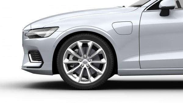 Original Volvo S60/V60 Sommerradsatz 5-V-Speichen mit Continental Premium Contact 6 VOL 235/40 R19