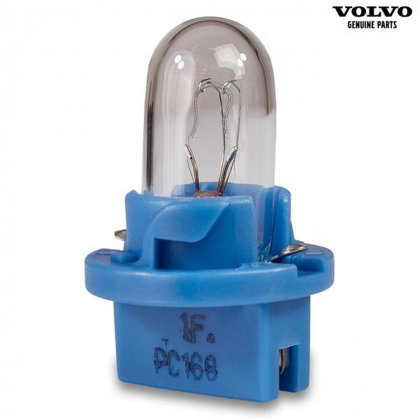 Original Volvo Glühbirne Deckenleuchte 12V 3W 30715617 - Vorderseite