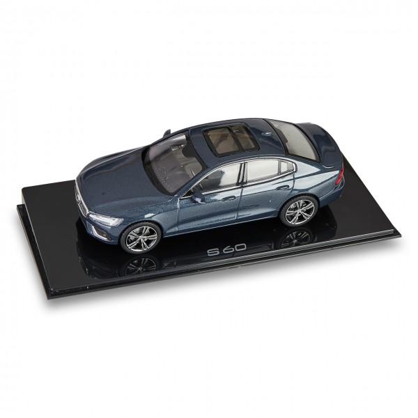 Volvo S60 Denim Blue Modell 1:43