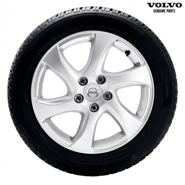Volvo V40CC (-2019) Winterradsatz Geminus mit Continental TS850P 205/60 R16