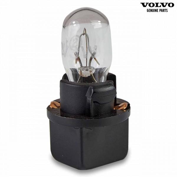 Original Volvo Glühbirne Instrumentenbeleuchtung 12V 3W 9472109