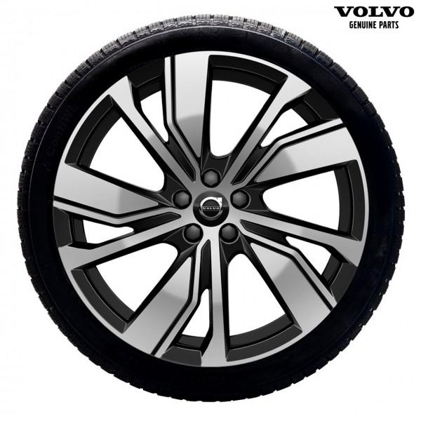 Original Volvo XC40 Pure Electric Winterradsatz 5-Doppelspeichen-Design 32281802