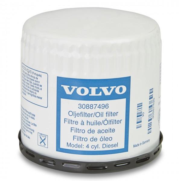 Volvo S40 Ölfilter für Dieselmotoren 30887496