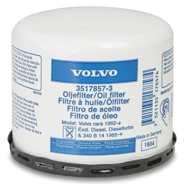 Volvo S90 Ölfilter 3517857