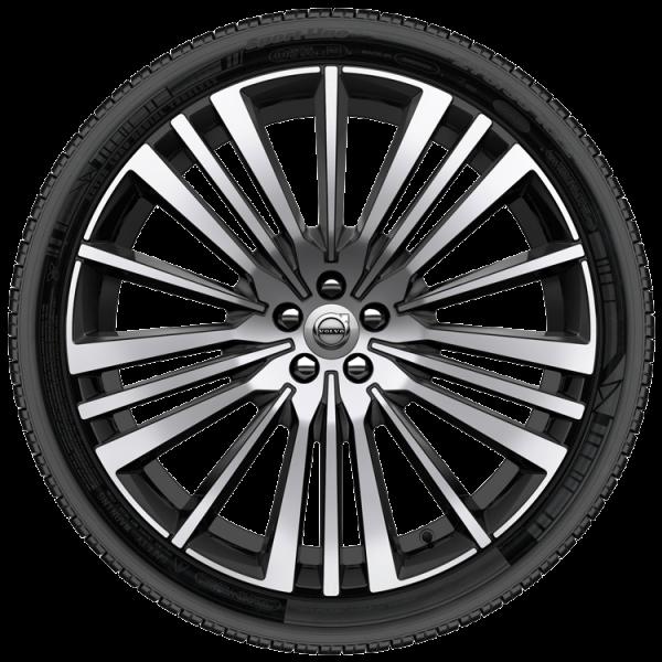 Original Volvo XC90 (2016-) Sommerradsatz 20-Speichen-Design 32281994