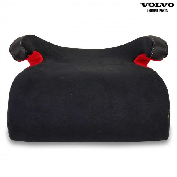 Original Volvo Kindersitzkissen Nubukleder und Leder 31470489 - Vorderseite