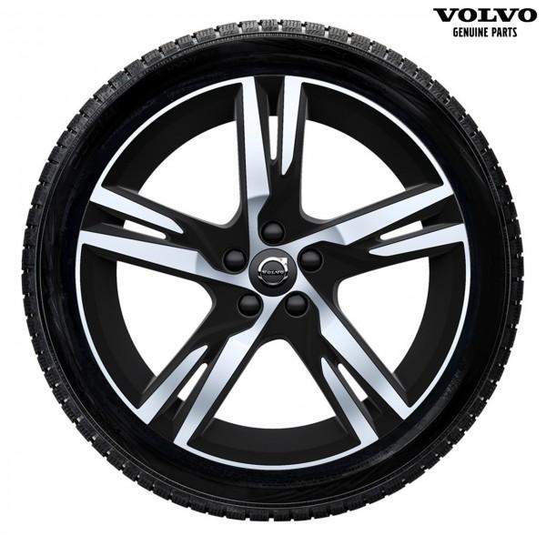 Original Volvo XC60 (2018-) Winterradsatz 5-Doppelspeichen R-Design 32333957