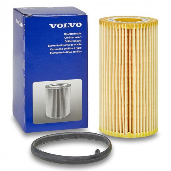 Volvo S40 Ölfiltereinsatz 30788490