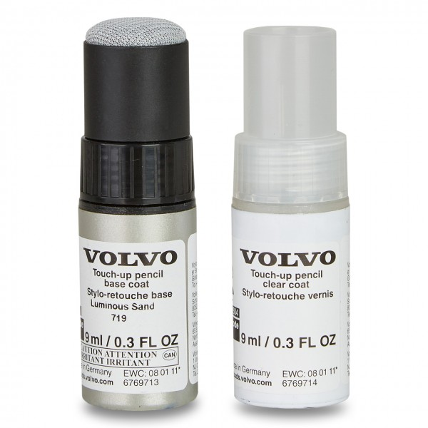 Farbcode 719 - Luminous Sand - Volvo Lackstift Set 31424064
