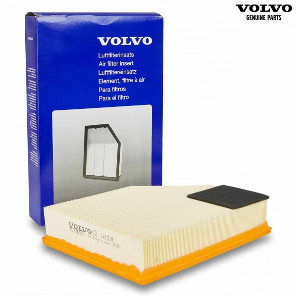 Original Volvo XC90 Luftfiltereinsatz 30636551 - mit Verpackung